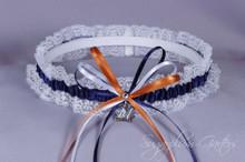 Milwaukee Brewers Lace Wedding Garter