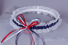 Minnesota Twins Lace Wedding Garter