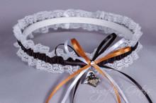 Purdue University Boilermakers Lace Wedding Garter
