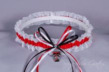 Texas Tech University Red Raiders Lace Wedding Garter