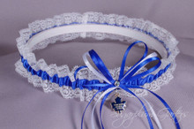 Toronto Maple Leafs Lace Wedding Garter
