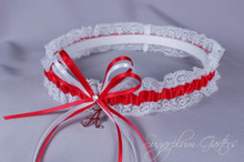 University of Alabama Crimson Tide Lace Wedding Garter