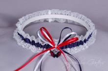 Washington Capitals Lace Wedding Garter