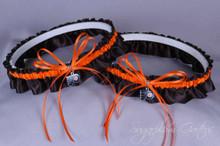 Philadelphia Flyers Matching Wedding Garter Set