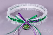 Hulk Lace Wedding Garter