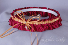 San Francisco 49ers Wedding Garter