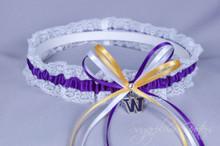 University of Washington Huskies Lace Wedding Garter