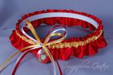 United States Marines Wedding Garter