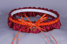 Virginia Tech Hokies Garter