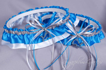 Detroit Lions Classic Wedding Garter Set