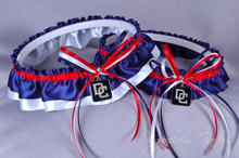 Washington Nationals Classic Wedding Garter Set