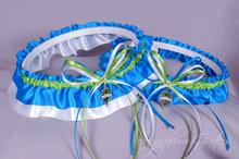 Seattle Sounders Wedding Garter Set