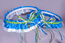 Seattle Sounders Classic Wedding Garter Set