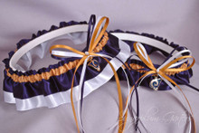 Los Angeles Rams Classic Wedding Garter Set