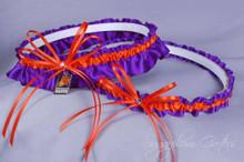 Phoenix Suns Wedding Garter Set