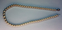 Cultured Pearl Necklace/Strand - Graduated