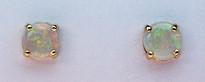 Opal Stud Earrings 470598