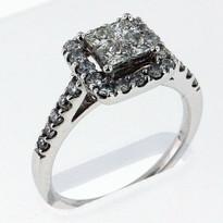Diamond .52ct cocktail ring