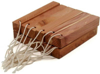 Aromatic Cedar Long Hang up for Clothes Storage Sold in 5/15/30/45/65 Units