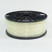 PLA filament, 3mm, natural color