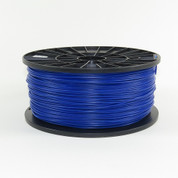 ABS filament, 1.75mm, dark blue color