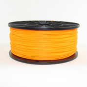 ABS filament, 1.75mm, orange color