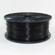 PLA filament, 1.75mm, black color