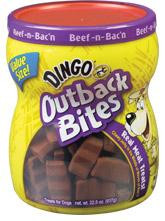 Dingo Outback Bites  Beek and Bacon DI80033