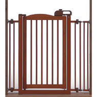 Richell One-Touch Pet Gate Autumn Matte R94118