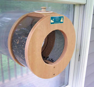 Coveside Small Port Hole Window Bird Feeder
