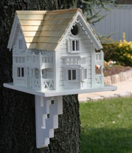 Home Bazaar Sleepy Hollow Bird House