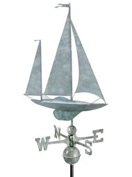 Full Size Yawl Weathervane 2