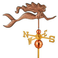 Full Size Mermaid Weathervane