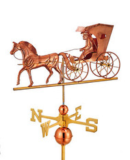 Full Size  Country Doctor Weathervane