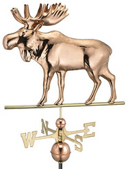 Full Size Moose Weathervane
