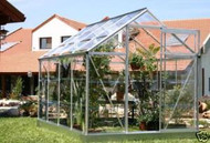 Rion  Silverline 6'x 8' Greenhouse Hobby House