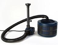 Pentair Duo Pond Filter Kit & Quiet One 4000 Pump