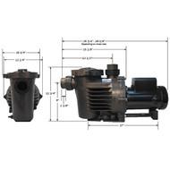 Performance Pro Artesian High Head Pump A2-3-HH NO CORD
