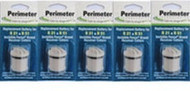 5 Pack Perimeter Invisible Fence Replacement Battery  R21 R22 and R51  Compatible Dog Collar Batteries