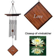 Woodstock Chimes Reflections Sentiments Love