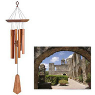 Woodstock Chimes Craftsman Mission Courtyard
