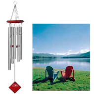 Woodstock Chimes Silver Chimes of Polaris