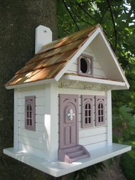 Home Bazaar Shotgun Cottage Bird House