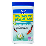 API Pond Care Pond Pond-Zyme Plus with Barley 16 oz. Sludge Destroyer