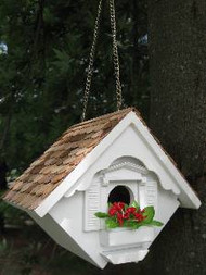 Home Bazaar Little Wren House Bird House