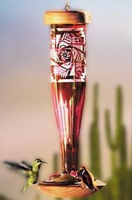 Schrodt Southwest Ruby Hummingbird Lantern