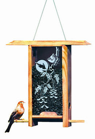 Schrodt Vine Maple Bird Feeder