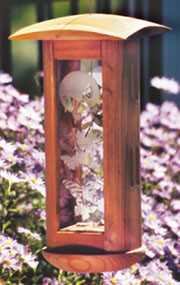 Schrodt Hanging Butterfly House