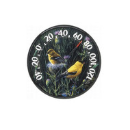 Accurite Audubon Collecting 12 In/Outdoor Goldfinches II