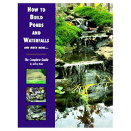 Tetra Pond How to Build Ponds and Waterfalls (Soft Cover)